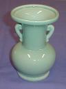 青地 5.5寸仏花瓶