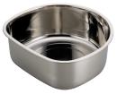 アクアシャイン ステンレス製 D型洗桶 25�p