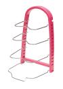 プリペア フライパンラック(ピンク)
