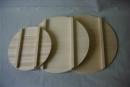 白木寿司桶の蓋33CM