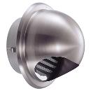 丸型フード付ガラリ UK−GSN150S HL