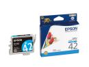 EPSON インクカートリッジ ICC42