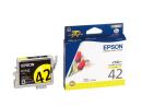 EPSON インクカートリッジ ICY42