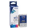 EPSON インクカートリッジ IC5CL06