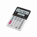 カシオ ツイン液晶電卓 12桁+12桁