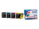 エプソン インクカートリッジ クリップ IC4CL62 4色セット