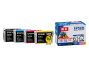 エプソン インクカートリッジ ペンとクリップ IC4CL6162 4色セット