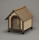 ウッディ犬舎 ブラウン WDK−600