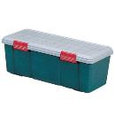 RV BOX グレー/ダークグリーン 900D