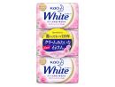 花王ホワイト ふわっと優しいアロマティック・ローズの香り バスサイズ 3コパック