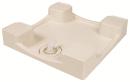洗濯機防水パン TPD640(排水トラップ別売り)