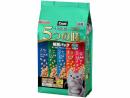 キャラット・5つの味 海の幸 高齢猫用 1.2kg(240g×5袋入/袋)