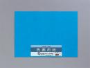 色画用紙5枚入4つ切りPI−N43アオ
