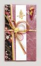 祝金封都の彩 紅 短冊4枚 中袋付き キ−592R