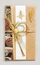祝金封都の彩 黄 短冊4枚 中袋付き キ−592Y