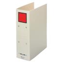 キングジム 保存ファイル ドッチ A4S 赤 4078アカ