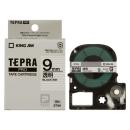キングジム テプラテープ 9mm 透明ST9K