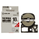 キングジム テプラPROテープ SS18KL