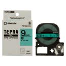 キングジム テプラテープ 9mm 緑SC9G
