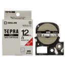 キングジム テプラPROテープ 白(12〜24mm)