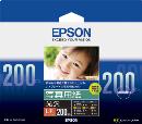 エプソン 用紙 KL200PSKR