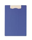 マグネット用箋挟 ブルー