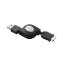エレコム 携帯電話用データ転送・充電USBケーブル