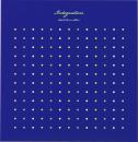 100年台紙フリーアルバムLサイズ ブルー
