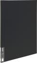高透明フィルムA3ノビ用ポケットアルバム 縦型 黒