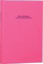 100年台紙フリーアルバム B5サイズ ピンク