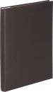 100年台紙フリーアルバム A4サイズ ブラック