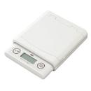 A&D デジタルレタースケール 3kg ホワイト (UH-3201L-W)