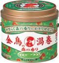 金鳥の渦巻 森の香り    30巻(缶)