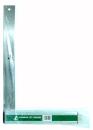 シンワ アルミ台付スコヤ 250×400×30mm
