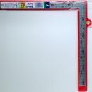 シンワ シルバー厚手広巾8段目盛 50センチ