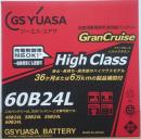 バッテリー GHC−60B24L