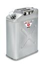 ステンレスガソリン携帯缶 SUS20 20リットル缶