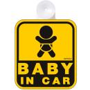 セフティサインBABY IN CAR