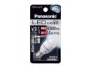 【ロイサポート用・作業費別・処分費別】パナソニック LED電球 小丸電球 0.5W T形タイプ 昼光色
