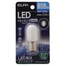 【ロイサポート用・作業費別・処分費別】ELPA LEDナツメ型E17 N色