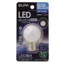 【ロイサポート用・作業費別・処分費別】ELPA LED電球G30型E17 N