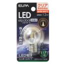 【ロイサポート用・作業費別・処分費別】ELPA LED電球G30型E17 CL