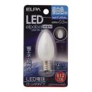【ロイサポート用・作業費別・処分費別】ELPA LED電球ローソク型E12 N