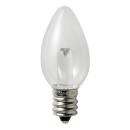 【ロイサポート用・作業費別・処分費別】ELPA LED電球ローソク型E12 CL