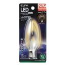 【ロイサポート用・作業費別・処分費別】ELPA LED電球シャンデリア型E17 CL