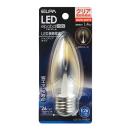 【ロイサポート用・作業費別・処分費別】ELPA LED電球シャンデリア型E26 CL