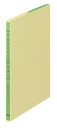 コクヨ 3色リ−フB5 固定資産 リ−119