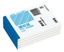 コクヨ 領収証 B7 5冊組 ウケ−1048N×5