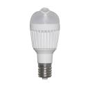 アイリス IRLED電球 人感センサー付 (小型電球タイプ 電球色 3.1W) LDA3LHE17SV