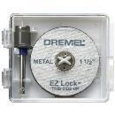 ドレメル EZ−Lockファイバーグラス補強カットオフホイール EZ406